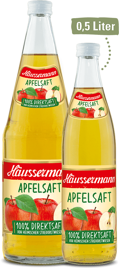 Apfelsaft (klar)